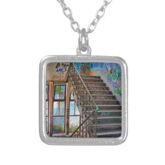 La Promenade Silver Plated Necklace