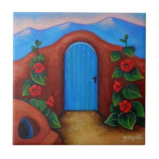 La Puerta Azul Tile