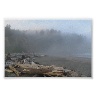 La Push, Pacific Coast - WA Poster