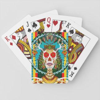 La Reina De Los Muertos Card Deck