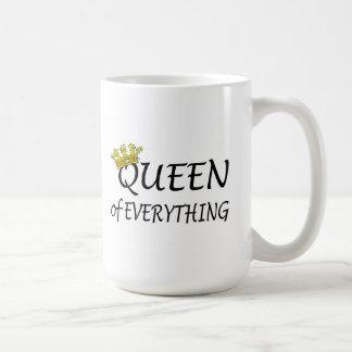 La Reine de tout Tasse
