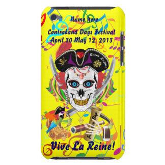 La Reine Lafitte de pirate tous les signes de vue  Coque iPod Touch