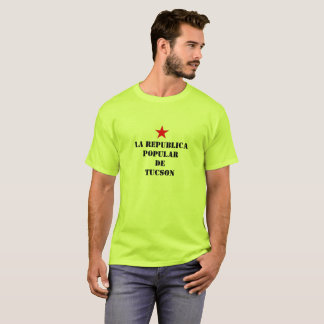 La Republica Popular de Tucson v2 T-Shirt