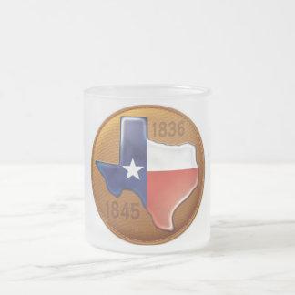 La République du Texas a givré la tasse
