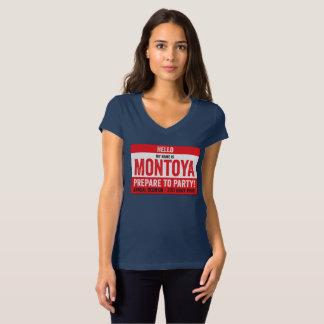 La Réunion 2017 de Montoya - Repare à la partie ! T-shirt
