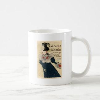 La Revue Blanche Coffee Mugs