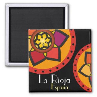 La Rioja magnet