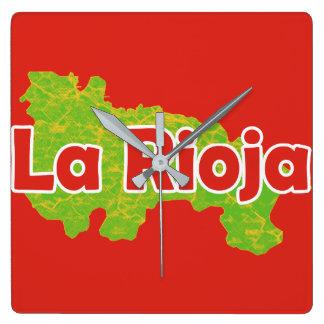 La Rioja Wall Clocks