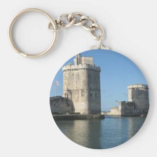 La Rochelle Keychain