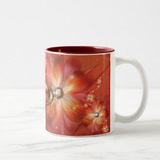 La Roja heat personalized 2 mug