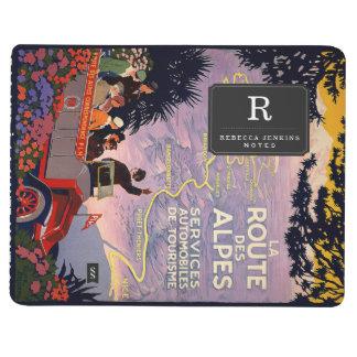 La route des Alpes Journal