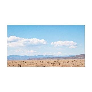 La route vers Albuquerque Toile Tendue