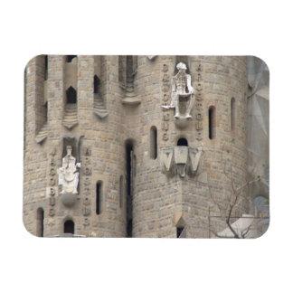 La Sagrada Família, Barcelona Magnet