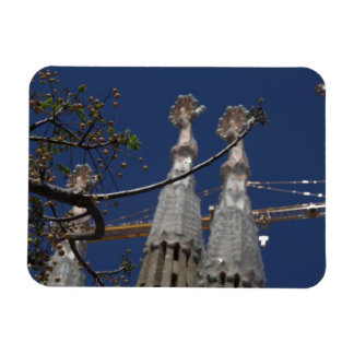La Sagrada Família Magnet