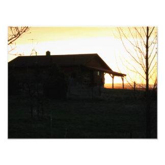 La Sal Sunrise Photo Print