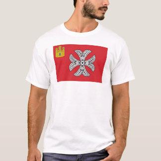 La Santa Cruz de San Millano Camisa T-Shirt