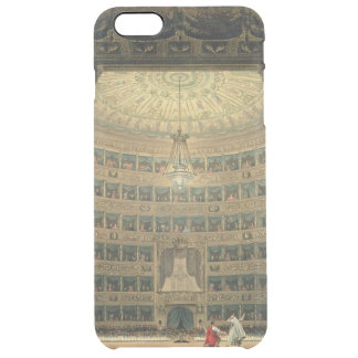 La Scala, Milan, during a performance Clear iPhone 6 Plus Case