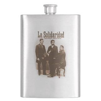 La Solidaridad Classik Flask