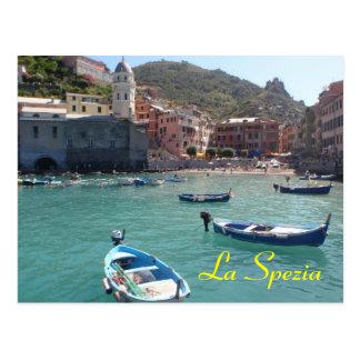 La Spezia postcard