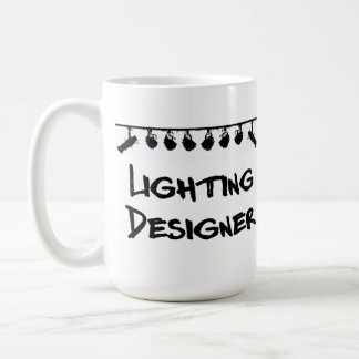La tasse de concepteur d'éclairage