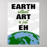La TERRE sans ART Posters