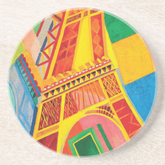 La Tour Eiffel by Robert Delaunay Coaster