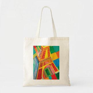La Tour Eiffel by Robert Delaunay Tote Bag
