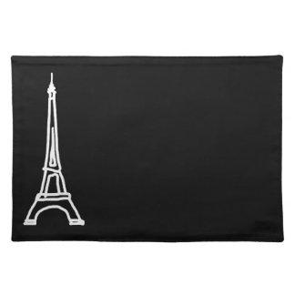 la tour Eiffel Placemat