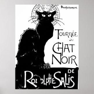 La tournée du Chat Noir Poster