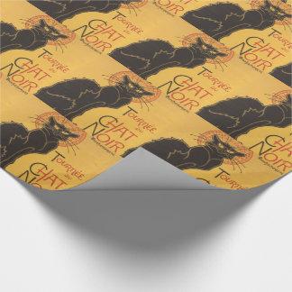 La tournée du Chat Noir Wrapping Paper