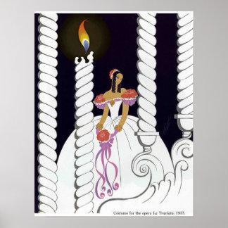 La Traviata 1935 Poster