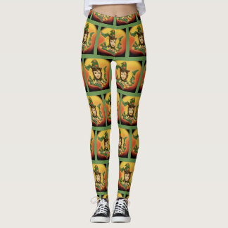 La Trinacria Leggings Too