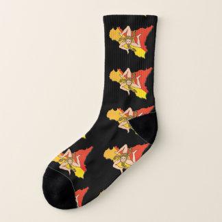 La Trinacria Socks 1