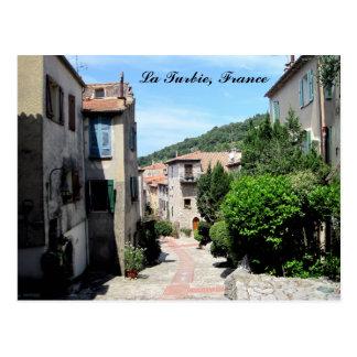 La Turbie, French Riviera, France Postcard