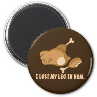 La Turquie J ai perdu ma jambe dans Nom Magnets Pour Réfrigérateur