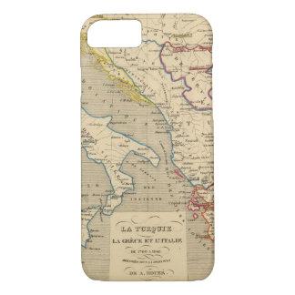 La Turquie, la Grece et l'Italie de 1700 a 1840 iPhone 7 Case