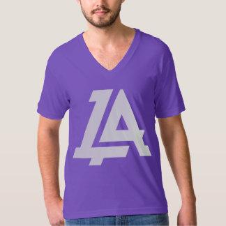 LA V-Neck T-Shirt