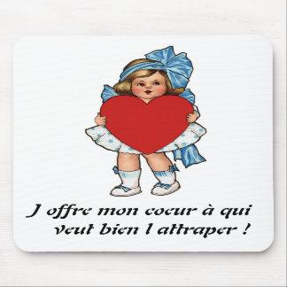 La Valentine Tapis De Souris