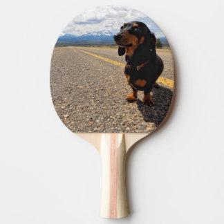 La Veta Colorado Ping Pong Paddle