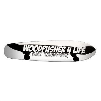 La vie de Woodpusher 4 Plateau De Skate