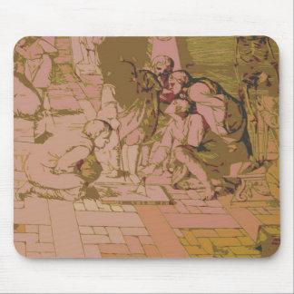 la vieille académie tapis de souris