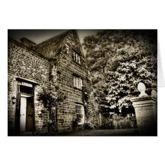 La vieille maison de campagne (cartes de note de B