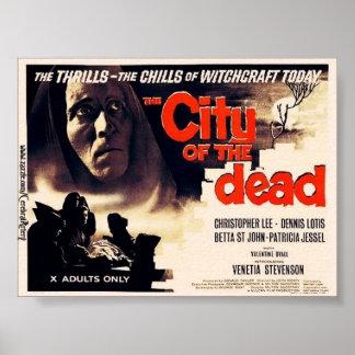 La ville des 1960) affiches de Dead (
