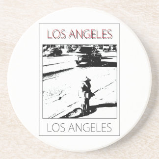 LA water pump Coasters