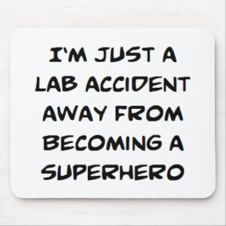 lab accident mouse pad