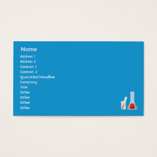 Lab - Business Business Card