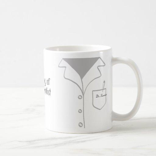 Lab coat mug - fully customizable!