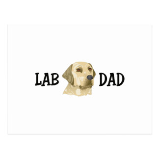 LAB DAD POSTCARDS