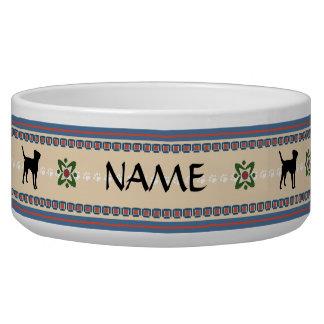 Lab Good Dog Large Bowl