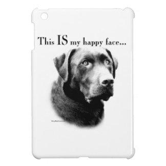 Lab Happy Face iPad Mini Cover